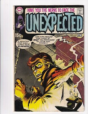 Unexpected #119 (DC 1970)