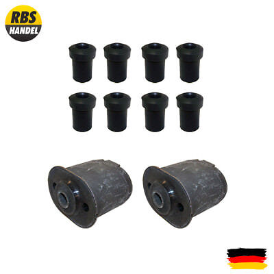 Buchsen Kit Blattfedern hinten Chrysler AS Voyager, Grand Voyager 91-95, RBS434