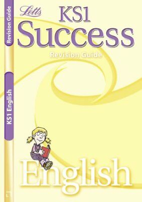 Letts Key Stage 1 Success - English: Revision Guide By Paul Broadbent, Lynn Hug