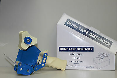 NEW   Uline Industrial Tape Gun / Dispenser - Side Load Tape  H-150
