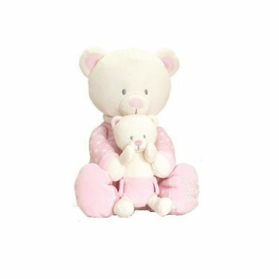 9789c7f68 KEEL TOYS 25CM Baby Girl Bear In Toy Baby Shower Party Gift Pink ...