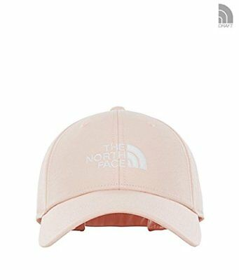1d4e426d79 The North Face 66 Classic Casquette Mixte Adulte, Misty Rose/TNF White, FR