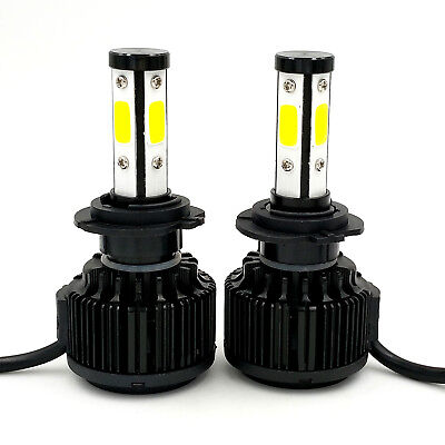 H7 1835W 275250LM CREE LED Headlight Kit Bulbs Low Beam Power HID 6000K CANBUS