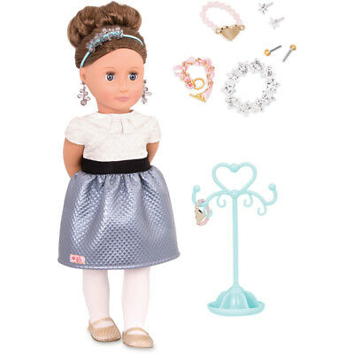 Our Generation Aliane 46cm Doll with Accessories - 31166Z - NEW
