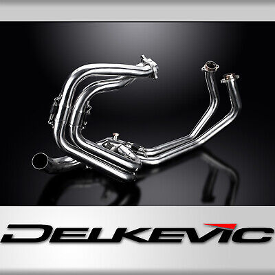 Honda Vfr800X  Crossrunner 4-1 Stainless Exhaust Decat Downpipes Oem Compatible