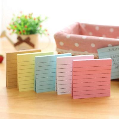 Office Stationary Post Planner Stickers School Supplies Memo Pad Sticky NoteD A+