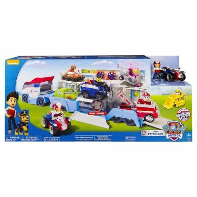 Brand New Paw Patrol Paw Patroller Rescue Transporter Vehicle Ages 3 Years+