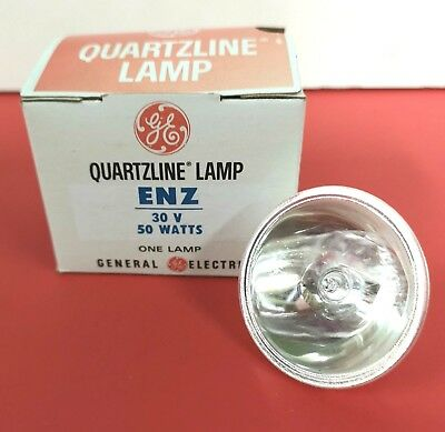 ENZ MR16 50W 30V NEW Photo Stage Projection LIGHT BULB Studio LAMP NEW Imperfect
