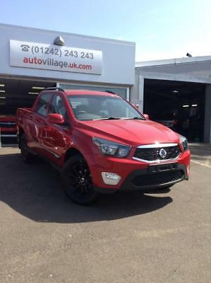 2018 SsangYong Musso Pick up EX 4dr Auto 4WD New7Yr Warranty 5 door Pick Up