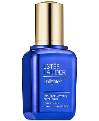 Estée Lauder Enlighten Dark Spot Correcting Night Serum 1 fl oz liq /30 ml