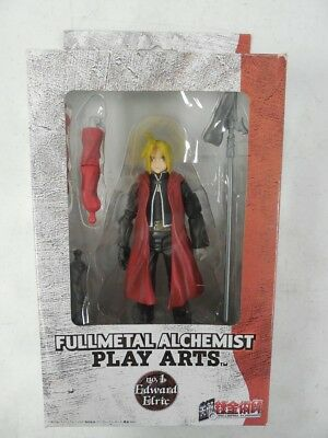 Fullmetal Alchemist EDWARD ELRIC  no 1 FIGURE Play Arts  JAPAN IMPORT Figure
