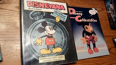 Stearns Guide To Disney Collectibles & Disneyana By Cecil Munsey