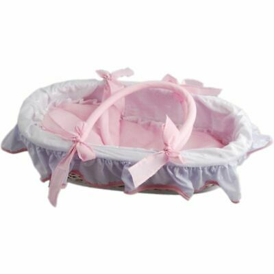 Regal Doll Carriages Rebecca Doll Carry Basket