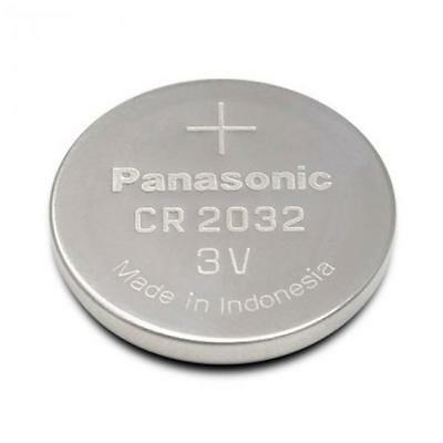 Pack-Of-2-Panasonic-CR2032-Lithium-Coin-Cell-3V-Battery-Car-Key-Fobs-Toys-Remote
