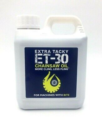 1Litre GATOR CHAINSAW OIL Chain Oil Guide Bar Pump for all Saw Makes.100Cst