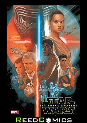 STAR WARS FORCE AWAKENS ADAPATATION HARDCOVER Hardback Collects 6 Part Series