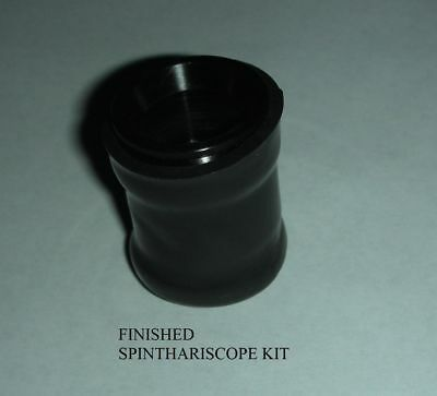 New Spinthariscope Experimenter's Kit. Ore Geigerscope