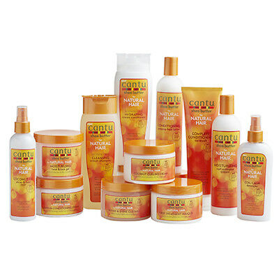 Cantu - Full Range - For Natural Hair - Sulfate-Free *same Day Dispatch*