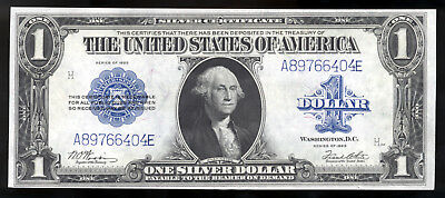 1923 $1 Silver Certificate Large Note *NICE COLORS EPQ Uncirculated