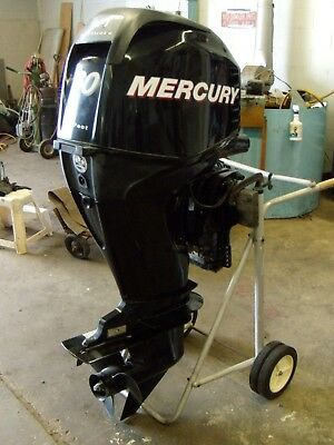 Mercury 60HP BigFoot EFI 4 Stroke Outboard