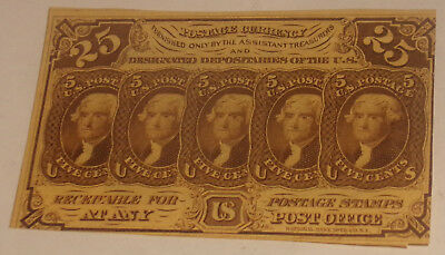 1862-1863 1st Issue 25 Cent Fr-1281 Crisp AU. Priced Below Wholesale....Lot 1620