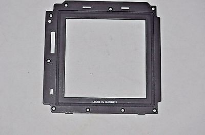 Hasselblad Film Magazine /back/   Face Plate  New Part #13804