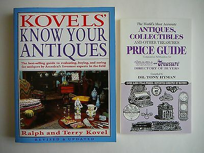Kovels Know Your Antiques-Ralph/Terry Kovel and Antiques,Collectibles Price Guid
