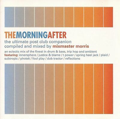 THE MORNING AFTER various (CD, compilation, mixed, 1997) drum n bass, downtempo