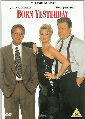 Born Yesterday - Melanie Griffith, John Goodman, Don Johnson - NEW Region 2 DVD