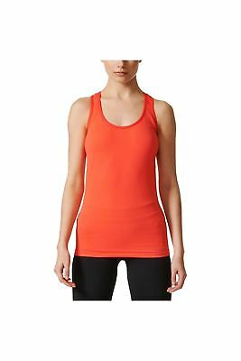 66076ccf8e8 adidas Womens Running Parley Primeknit Tanktop BQ9381 Coral Size XS MSRP $65