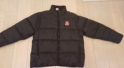 Official West Ham Vintage Puffa Jacker no longer available,, worn only once