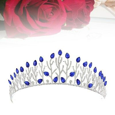 Rhinestone Tree Branch Crown Princess Bridal Queen Elegant Tiara Crown Jewelries