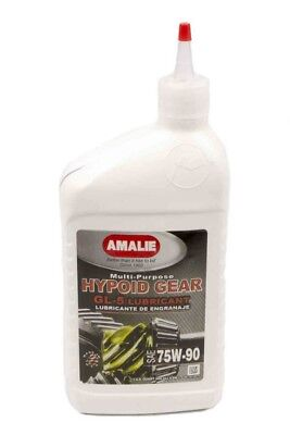 Amalie Hypoid Gear Multi-Purpose Gear Lube 75W90 1 qt P/N 73116-56
