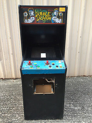 Double Dragon Arcade Amusement Video Game Midway Taito Project