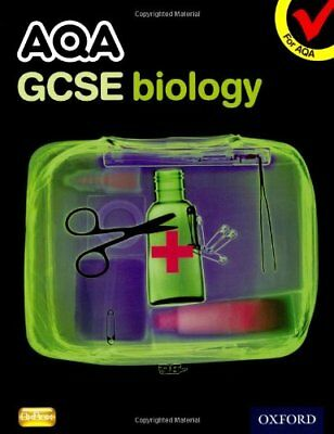 AQA GCSE Biology Student Book By Simon Broadley, Sue Hocking, Mark Matthews