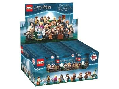 Lego Harry Potter, Fantastic Beasts 71022 Limited Edition Minifigures inc Graves