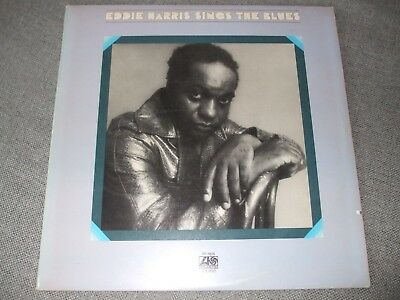 Eddie Harris: LP Sings the Blues