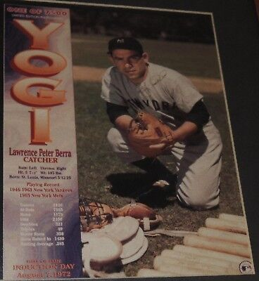 Lot NY YANKEES SIGNED FRAMED Babe Ruth YOGI BERRA Don Larsen +1 GREAT DISPLAY