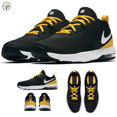 Pittsburgh Steelers Nike Air Max Typha 2 Shoes NFL 2018 Limited Edition NWT  NEW 3e377317f
