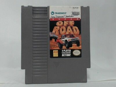 Super Off Road Nes Nintendo  Acceptable