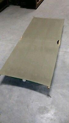 Kumfort Kot - Byer Mfg Co. - Antique Cot Vintage WWII