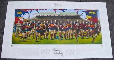 Jamie Cooper  Fitzroy Team Of The Century  Kevin Murray  Limited Edition