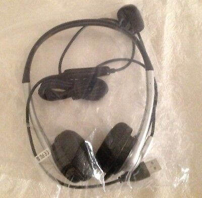 Rosetta Stone New USB Headset / Microphone For Language-Learning Software