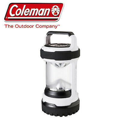Coleman Vanquish Spin Rechargable Lithium Led Lantern Camp Light Lamp Outdoor