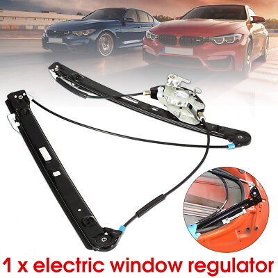 Electric Power Window Regulator Front Right Passenger Side For BMW 3 Series E46