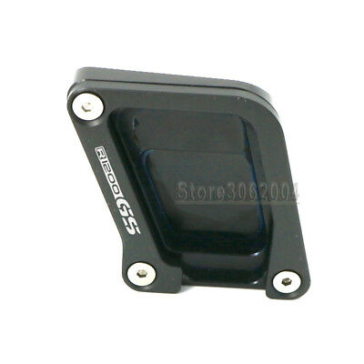 Side Kickstand Stand Extension Plate For BMW R1200 GS 2004-12 R1200GS ADV 08-13