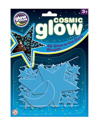 Brainstorm Kids Children Fun & Education Glow In The Dark Cosmic Glow Galaxy