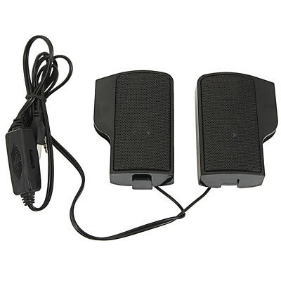 Durable Wall-mounted External PC USB Speaker Stereo for Computer