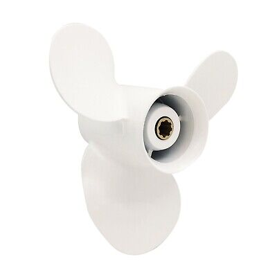 Aluminum Outboard Propeller 9-1/4X9 3/4P for Yamaha 9.9-20HP 683-45952-00-EL