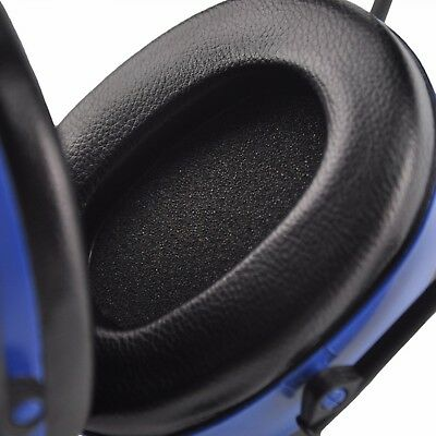 25dB Hearing Protector Blue Tooth AM/FM Radio Earmuffs Electronic Ear Headphone
